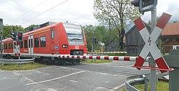 Bahnübergang 2677