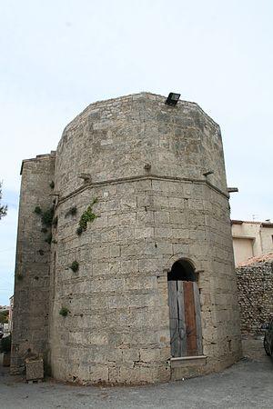Balaruc-les-Bains - Church ND d'Aix