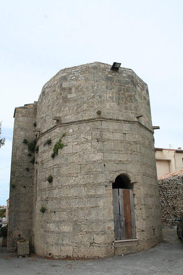 Monument historique à Balaruc-les-Bains