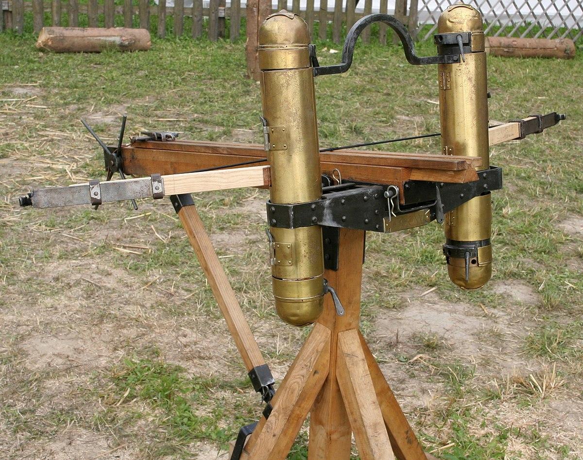 Scorpio (weapon) - Wikipedia