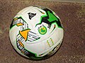 Ballon officiel de la Ligue des champions de la CAF.jpg