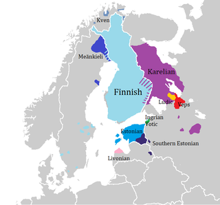 Finnic languages Language family of north-eastern Europe