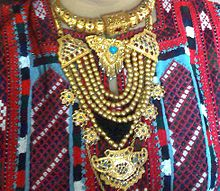 Balochi Traditional Dress
