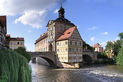Bamberg Altes Rathaus (Old Town Hall)