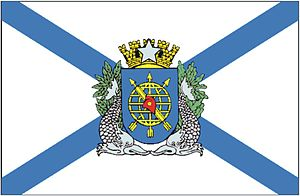 Guanabara (state) - Image: Bandeira Guanabara