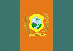 Correntes, Pernambuco - City Flag