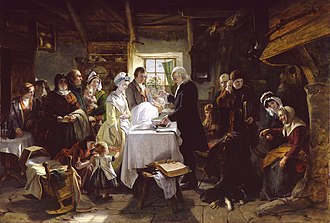 Reformed baptismal theology - Baptism in Scotland by John Phillip