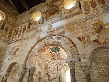 Baptisterio de San Juan de Poitiers
