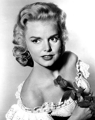 Barbara Lang (film actress) - Lang in 1958