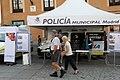 Barbero en la Jornada de Puertas Abiertas de Policía Municipal (02).jpg