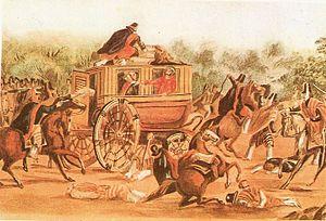 Facundo Quiroga - Death of Facundo Quiroga.