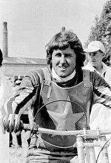Barry Briggs New Zealand speedway rider