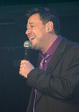 Bart De Pauw tijdens Steracteur Sterartiest Live on Stage (2008).