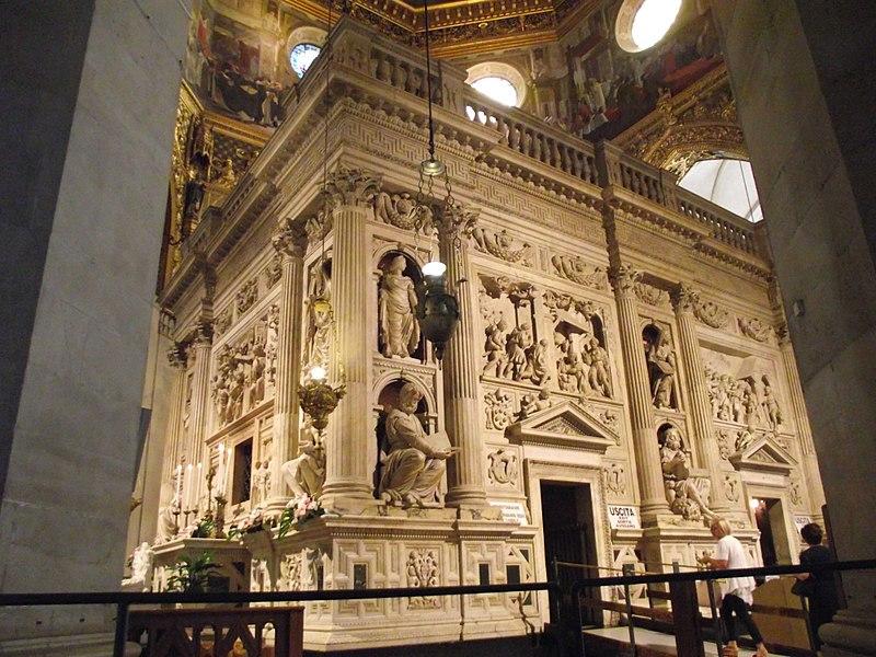 Monumentos sagrados na Itália