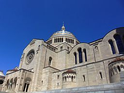 Basilica of the National Shrine of the Immaculate Conception DC 03