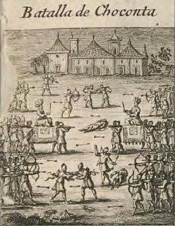 Battle of Chocontá