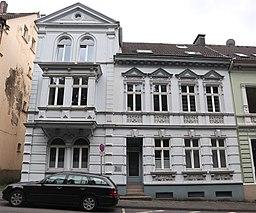 Augustastraße in Solingen