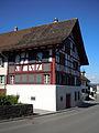 Bauern- und Wirtshaus, ehemals Zum alten Adler, Hausteil 2.JPG