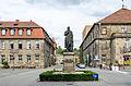 Bayreuth, Jean-Paul-Platz, Jean Paul Denkmal-003.jpg