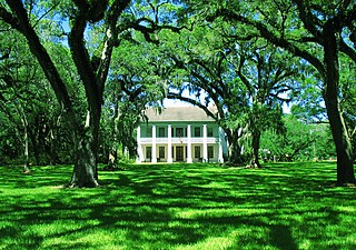 Bayside (Jeanerette, Louisiana) plantation home in Jeanerette, Louisiana, United States
