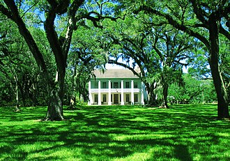 National Register of Historic Places listings in Iberia Parish, Louisiana - Image: Bayside