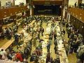Bazar sběratelů v Havlíčkově Brodě 09 - sál KD Ostrov.JPG