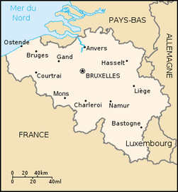Map Of France And Luxembourg.Map Of Belgium And France Recana Masana