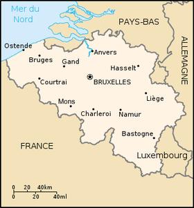 la-belgique