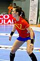 Bea Fernández - Jornada de las Estrellas de Balonmano 2013 - 01.jpg