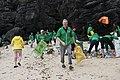 Beach Clean-up Day in Ha Long Bay (32094621842).jpg