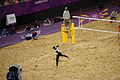 Beach volleyball at the 2012 Summer Olympics (7925371100).jpg
