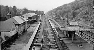 Beauchief railway station Disused railway station in South Yorkshire, England