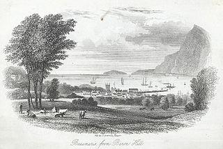 Beaumaris, from Baron Hill