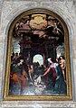 Beccafumi, natività di gesù, 1524, entro cornice del marrina, 01.JPG