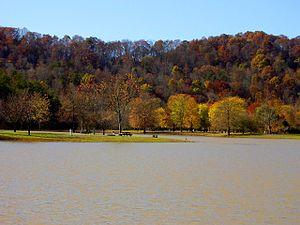 Beech Fork State Park Lake