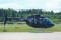 Bell 206B YR-MRA (7489528812).jpg