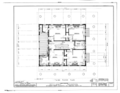 Bellamy Mansion, 503 Market Street, Wilmington, New Hanover County, NC HABS NC,65-WILM,3- (sheet 3 of 11).png