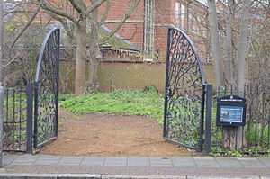 Bellenden Road Nature Garden - Image: Bellenden Road Nature Garden 6