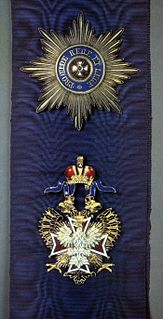 Order of the White Eagle (Russian Empire) military decoration