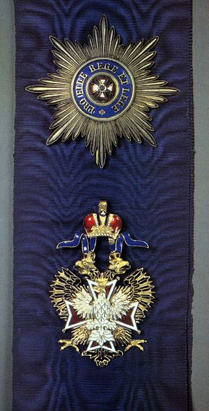 Order of the White Eagle (Russian Empire)