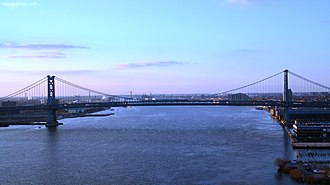 Delaware River Port Authority - Benjamin Franklin Bridge