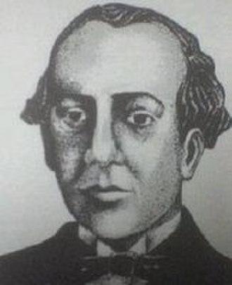 Vice President of the Dominican Republic - Image: Benigni Filomeno de Rojas