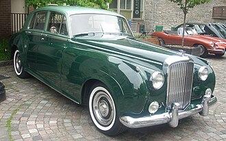 Bentley S1 - Image: Bentley S1 (Byward Auto Classic)