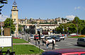 Bergamo - Blick von der Neustadt auf die Altstadt (2003).jpg
