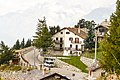 Bergtocht van Homene Dessus naar Vens in Valle d'Aosta. Lac du Joux (1930m) boven Vens in Valle d'Aosta 007.jpg