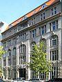 Berlin, Mitte, Krausenstrasse 9-10, Geschaeftshaus und Wohnhaus.jpg