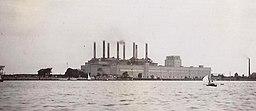 Berlin 1929-Kraftwerk Klingenberg Familienarchiv Norbert Radtke, Kraftwerk Klingenberg 1929 / CC-BY-SA, Public domain, via Wikimedia Commons