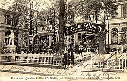 In den Zelten, Unbekannt [Public domain], via Wikimedia Commons
