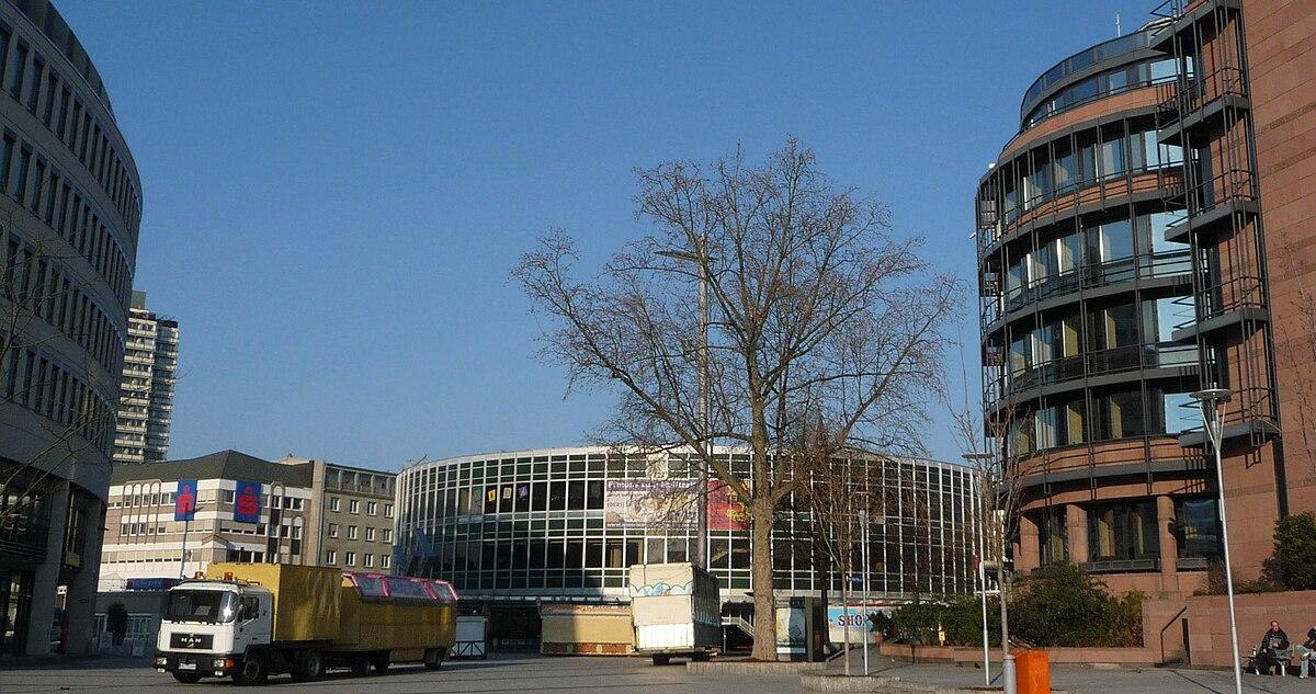 berliner platz ludwigshafen wikipedia. Black Bedroom Furniture Sets. Home Design Ideas