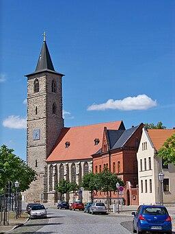 Bernburg Nikolaikirche